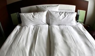 Senioren schlafen häufig schlecht (Foto)