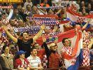 Serben verprügeln kroatische Handballfans (Foto)