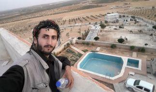 Serdar Mahmud teilte dieses Foto mit der Welt. (Foto)