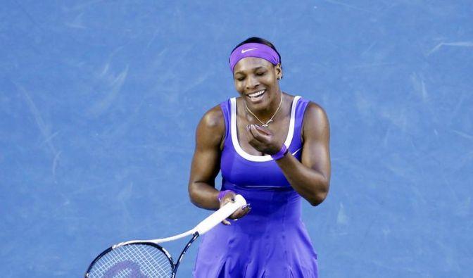 Serena Williams im Eiltempo zum 40. Tennistitel (Foto)