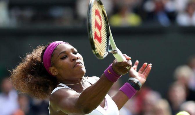 Serena Williams siegt zum fünften Mal in Wimbledon (Foto)