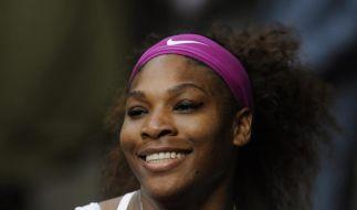 Serena Williams: Wimbledon in bunt ist traurig (Foto)