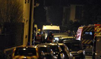 Serienmörder von Toulouse stirbt im Feuergefecht (Foto)