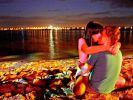 Sex am Strand (Foto)