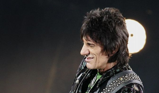 Sex, Drugs & Rock'n'Roll: Ron Wood wird 65 (Foto)