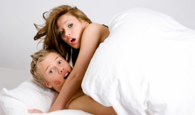 Sexunfälle (Foto)