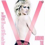 Sexy Aufnahmen für das V-Magazin: Nicole Kidman.