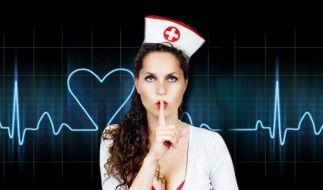 Sexy Krankenschwestern (Foto)