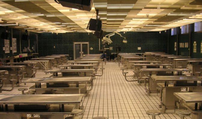 Seziersaal (Foto)