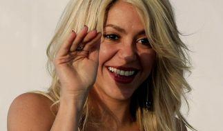 Shakira ist der heimliche Star des Amerika-Gipfels (Foto)