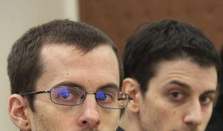 Shane Bauer, Josh Fattal (Foto)