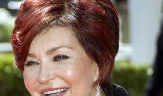 Sharon Osbourne wieder ganz natürlich (Foto)