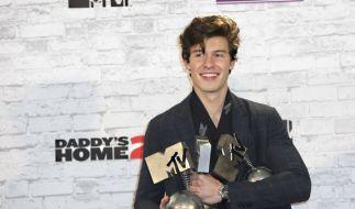 Shawn Medes war der große Abräumer der MTV Europe Music Awards 2017. (Foto)