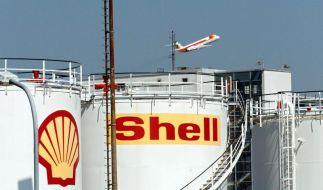 Shell steigert Gewinn dank hoher Ölpreise kräftig (Foto)