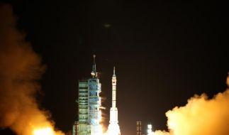 «Shenzhou» leitet deutsch-chinesische Kooperation ein (Foto)