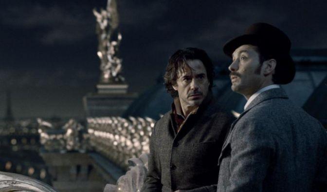 «Sherlock Holmes 2»: Irrwitzige Verbrecherjagd (Foto)