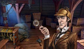 Sherlock Holmes und das Geheimnis der Königin (Foto)