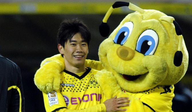 Shinji Kagawa (Foto)