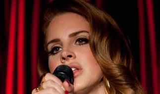 Shootingstar Lana Del Rey in Berlin (Foto)