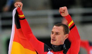 Shorttrack: Seifert sorgt für bestes WM-Ergebnis (Foto)
