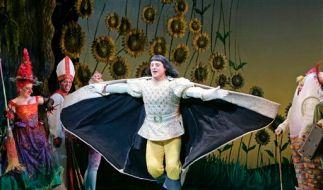 Shrek Musical Curtain Call (Foto)