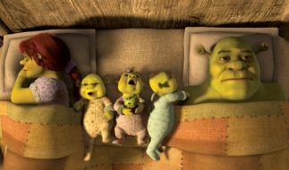 Shrek. (Foto)