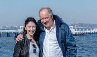 Sibel Kekilli und Axel Milberg als Tatort-Kommissare in Kiel. (Foto)