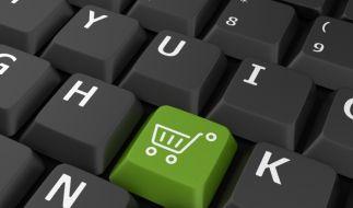 Sicher online shoppen (Foto)