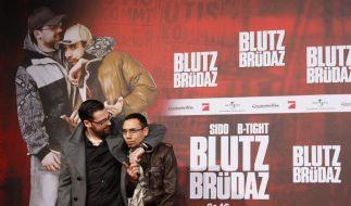 Sido und B-Tight gegen Filmpiraten (Foto)