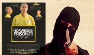 Sie drohen, morden, exkutieren vor laufender Kamera. Nun bieten die IS-Terroristen ihre Geiseln auch noch zum Kauf an. (Foto)