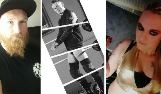 world wrestling entertainment das sind die neuen deutschen wrestling stars der wwe. Black Bedroom Furniture Sets. Home Design Ideas