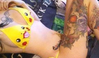 Sie stehen auf Nerds und lieben Pokémon,... (Foto)