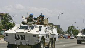 Sieben Blauhelm-Soldaten in Elfenbeinküste getötet (Foto)