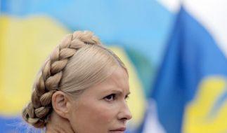 Sieben Jahre Haft für Timoschenko gefordert (Foto)