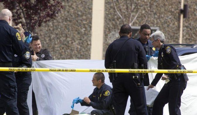 Sieben Tote bei Amoklauf an kalifornischem Privatcollege (Foto)