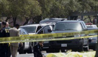 Sieben Tote bei Amoklauf an Privatcollege (Foto)