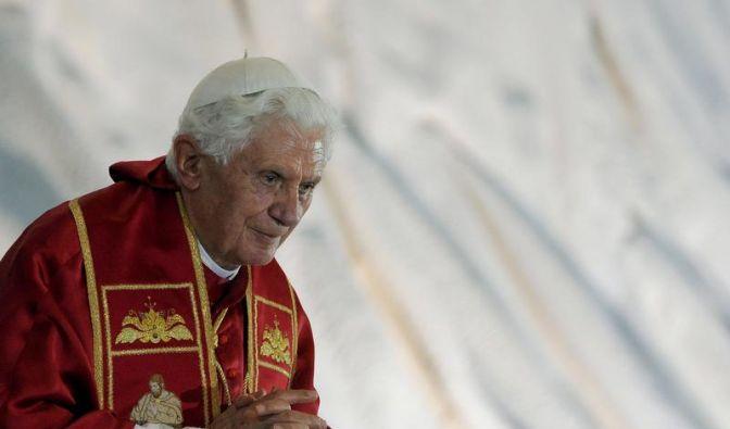 Sieben Verletzte bei Papst-Ansprache (Foto)