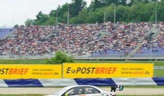 Sieg für Audi-Pilot Tomczyk - Schumacher Zweiter (Foto)
