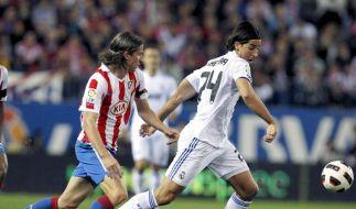 Siege für FC Barca und Real - Özil-Tor (Foto)