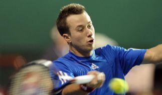 Siege für Tennis-Profis Kohlschreiber und Mayer (Foto)