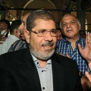 Sieger der Stichwahl: Islamist Mohammed Mursi ist der neue ägyptische Präsident.