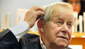 Siegfried Lenz erhält den Lew-Kopelew-Preis (Foto)