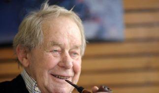 Siegfried Lenz wird 85: «Überstehen ist alles» (Foto)