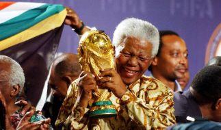 «Sieht gut aus für Mandela-Teilnahme» (Foto)