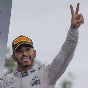 Zweiter Schumi? Lewis Hamiltons überheblicher Vergleich (Foto)