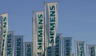 Siemens spürt Konjunkturdelle (Foto)