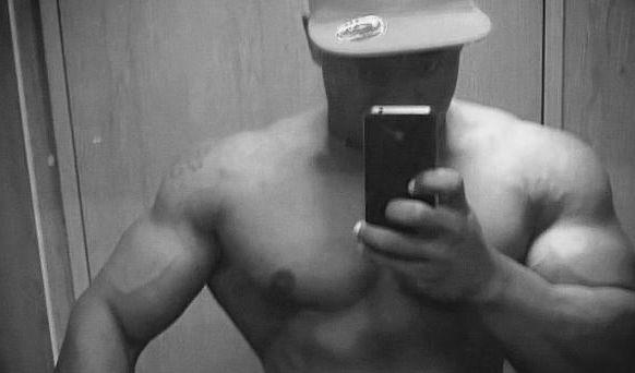 Sifiso Lungelo Thabete wurde eine grandiose Bodybuilding-Karriere vorausgesagt. (Foto)