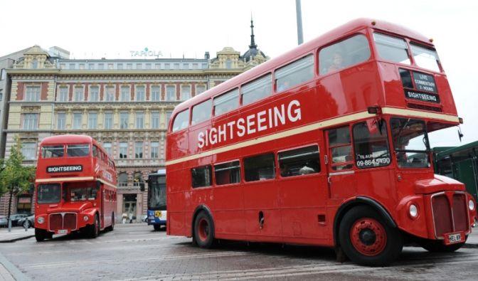 Sightseeing-Bus (Foto)