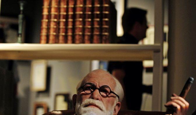Sigmund Freud (Foto)