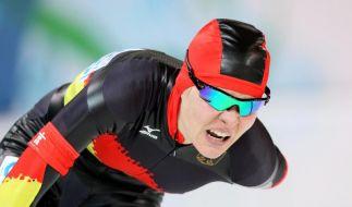 Silber für Beckert über 5000 Meter (Foto)